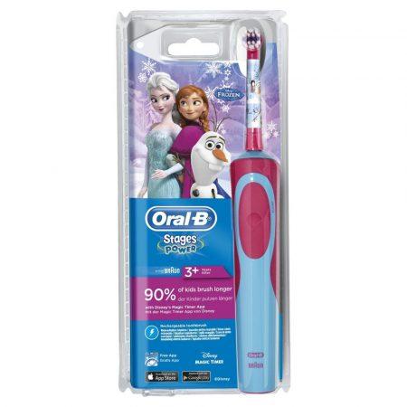 Braun Oral-B A P 900 gyerek elektromos fogkefe (D12513K) Frozen Jégvarázs