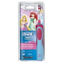 Braun Oral-B AP900 gyerek elektromos fogkefe D12513K  hercegnő