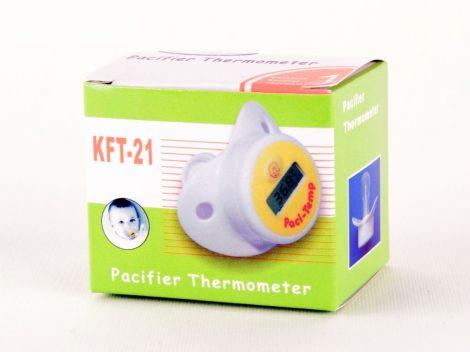 Cumi hőmérő KFT-21
