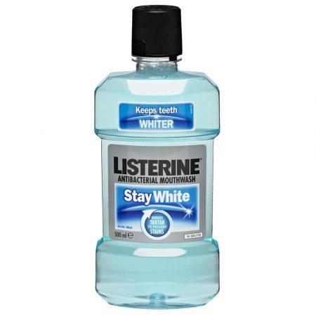 Listerine szájvíz ATC (Stay white) 500ml