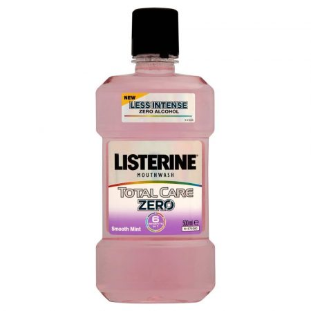 Listerine szájvíz TotalCare Zero 500ml