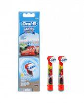 Braun Oral-B EB 10-2 Kids Electro elektromos pótkefe gyerek VERDÁK 2 db-os