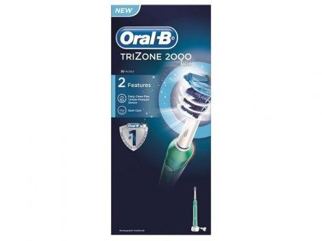 Braun Oral-B Trizone 2000 elektromos fogkefe