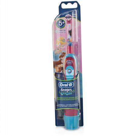 Oral-B Stages Power (DB4510K) gyermek elemes fogkefe