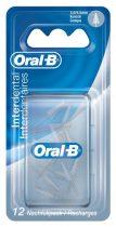Oral-B Interdental finom kúpos pótkefe 3-6,5 mm 6 db