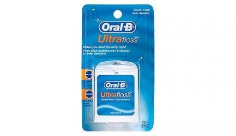 Oral-B Ultrafloss fogselyem 25m