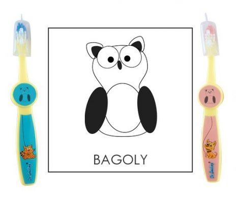 Ovis fogkefe: BAGOLY