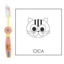Ovis fogkefe: CICA1 - rózsaszín