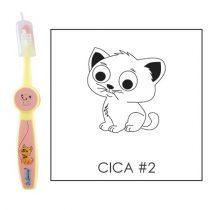 Ovis fogkefe: CICA2 - rózsaszín