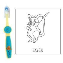 Ovis fogkefe: EGÉR - kék
