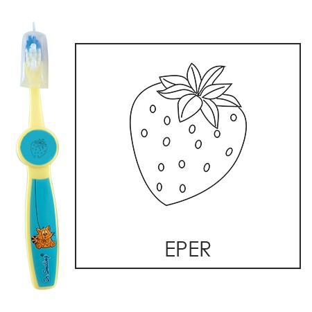 Ovis fogkefe: EPER - kék