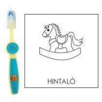 Ovis fogkefe: HINTALÓ - kék