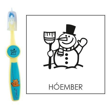 Ovis fogkefe: HÓEMBER - kék