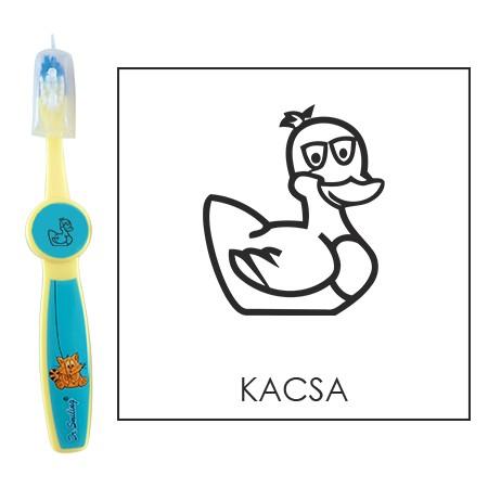 Ovis fogkefe: KACSA - kék