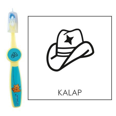Ovis fogkefe: KALAP - kék