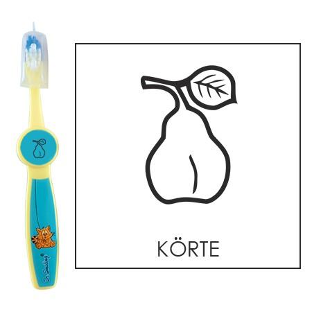 Ovis fogkefe: KÖRTE - kék