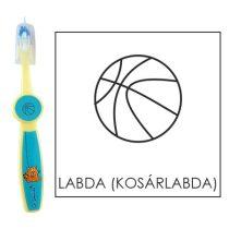 Ovis fogkefe: LABDA (KOSÁRLABDA) - kék