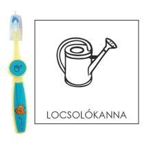 Ovis fogkefe: LOCSOLÓKANNA - kék