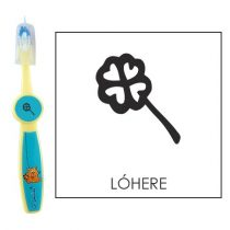 Ovis fogkefe: LÓHERE - kék