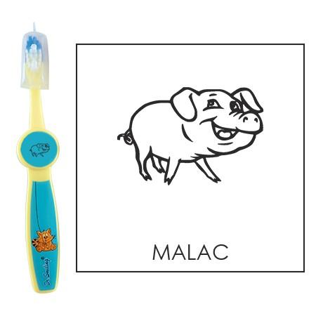 Ovis fogkefe: MALAC - kék