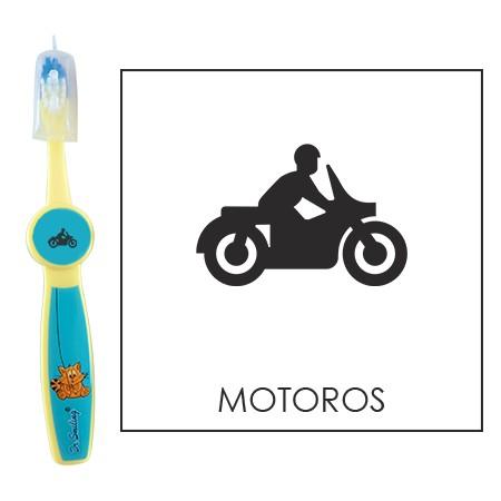Ovis fogkefe: MOTOROS - kék