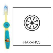 Ovis fogkefe: NARANCS - kék