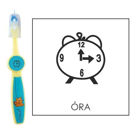 Ovis fogkefe: ÓRA - kék