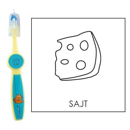 Ovis fogkefe: SAJT - kék