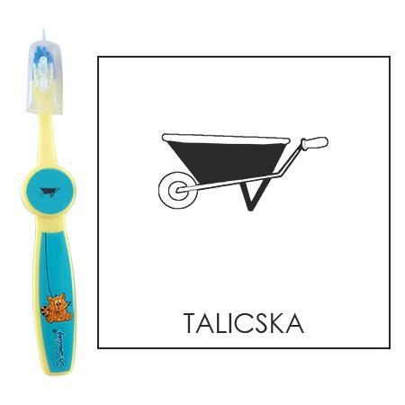 Ovis fogkefe: TALICSKA - kék