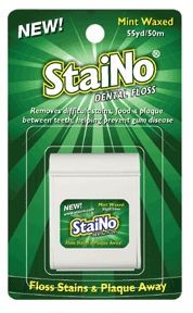 Staino Dental Floss fogselyem 50m